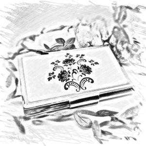 Vizitkáre - obaly na doklady